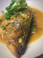 红烧海鲈鱼的各种家常做法