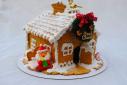 圣诞节姜饼屋详细制作流程