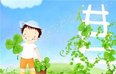 2020六一儿童节对孩子的寄语随笔